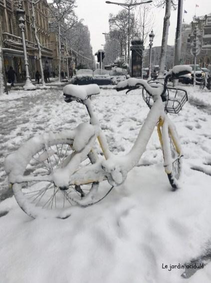 Paris neige 2