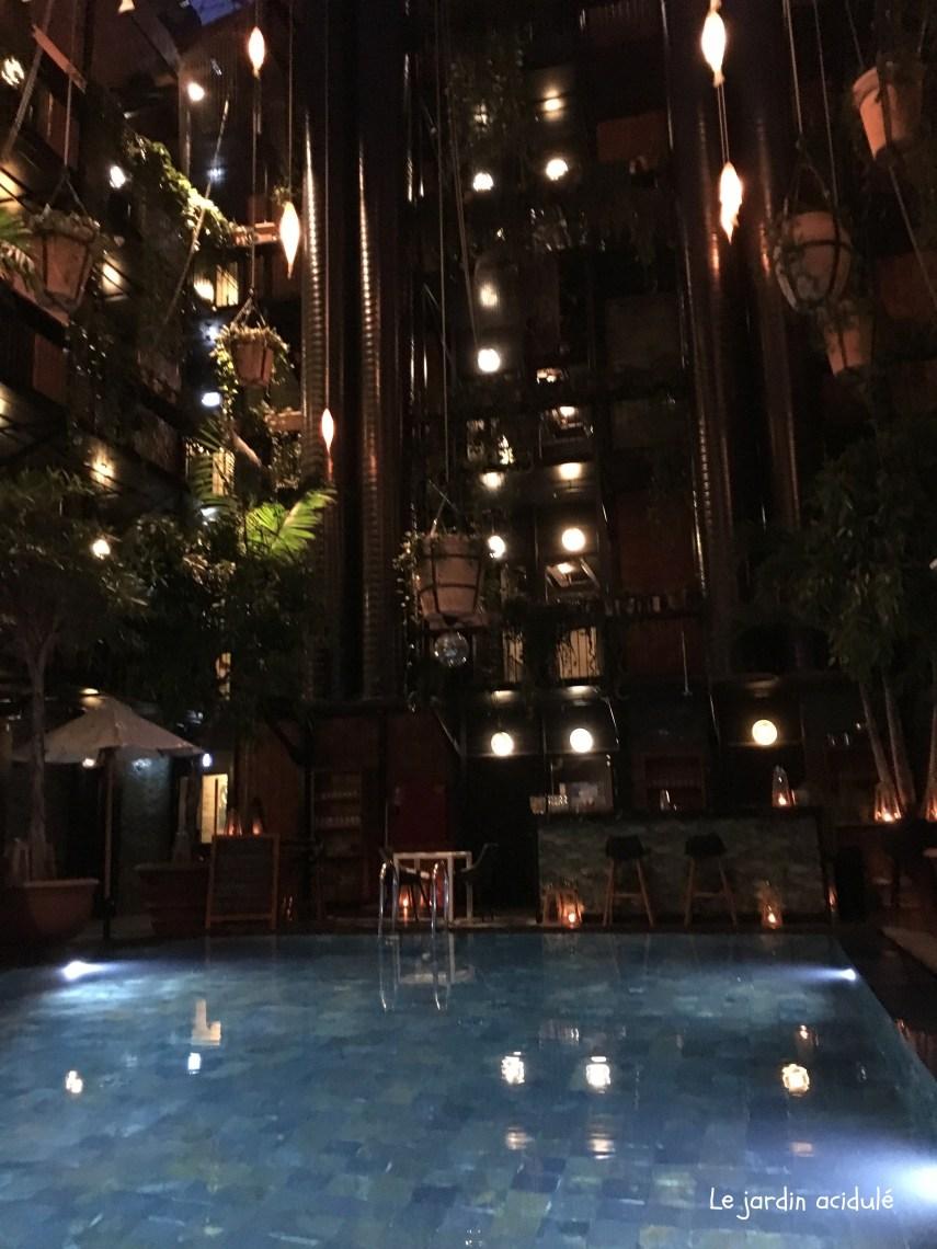Super hôtel à Copenhague