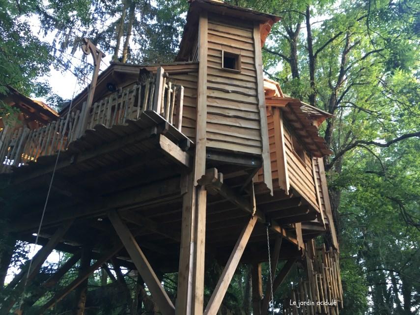 Cabanes dans les arbres 3