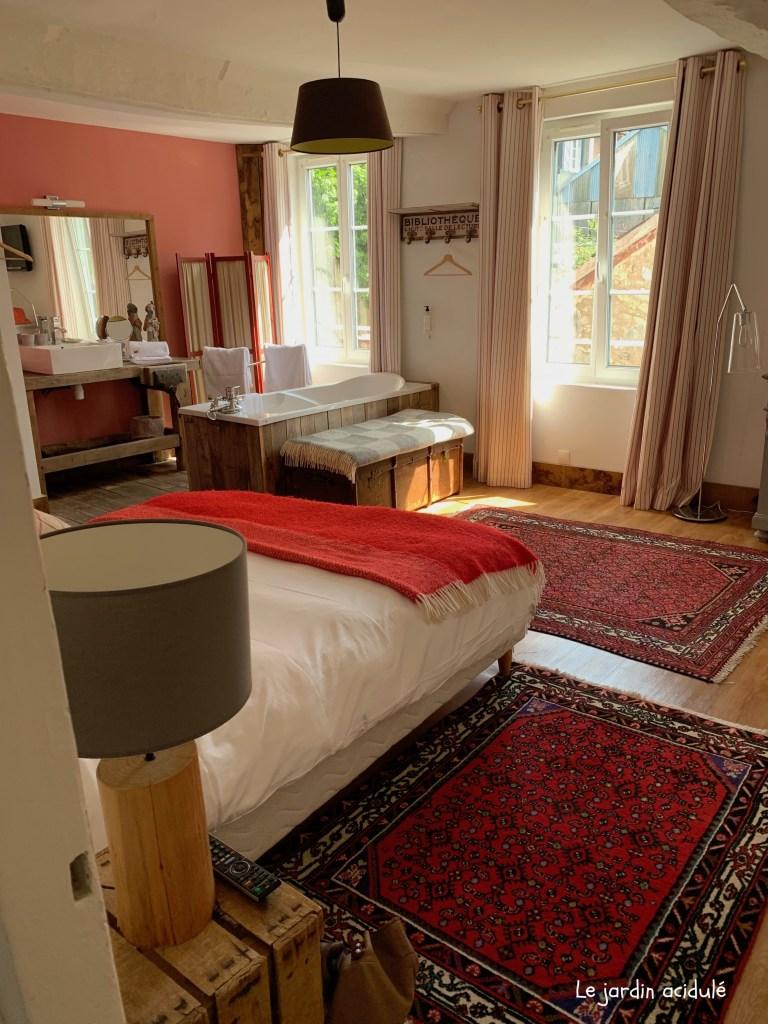 chambre d'hôtes Honfleur