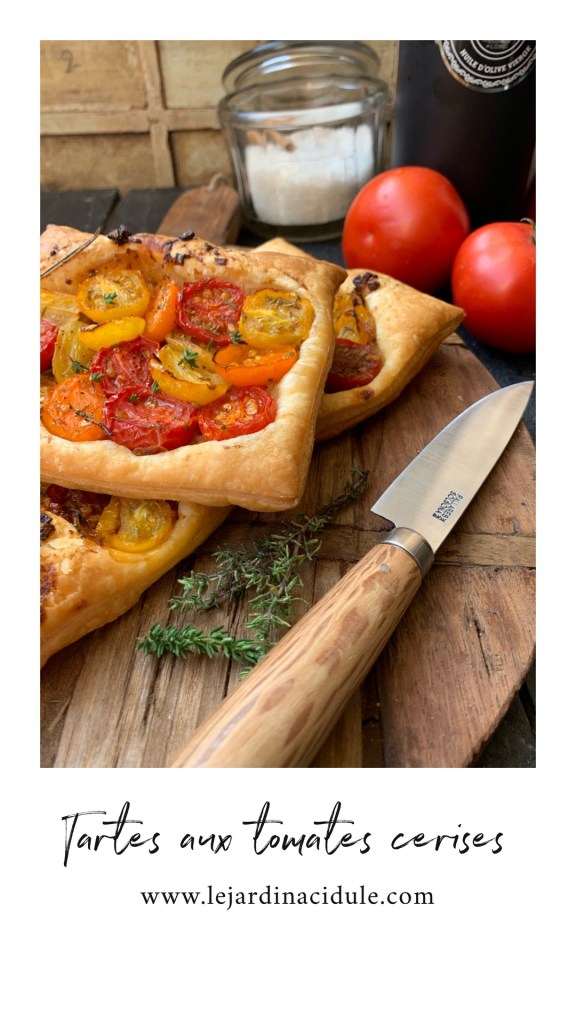 Tarte-tomates-cerises-echalotes
