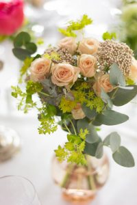 Le Jardin d'Audrey - Wedding flowers jana spray roses
