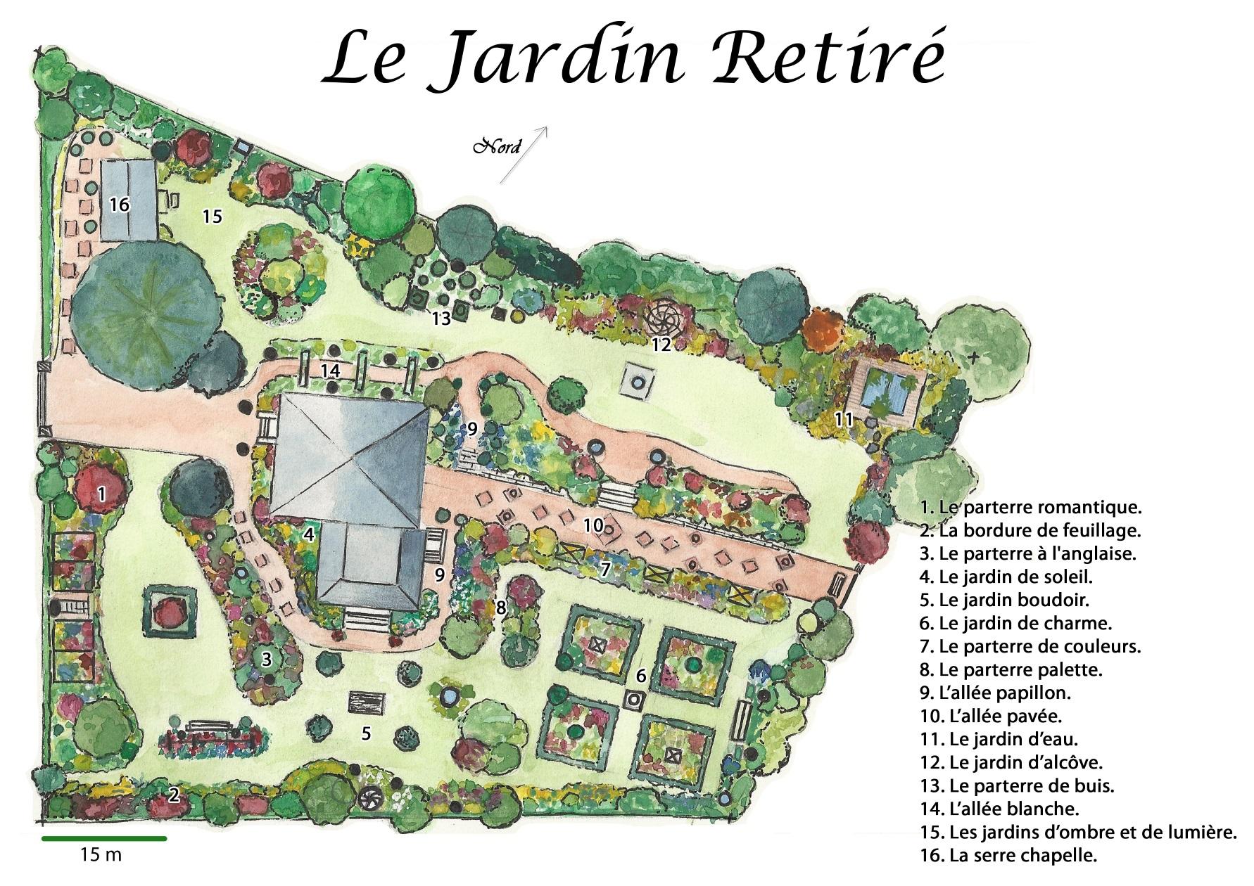 The Garden – Le Jardin Retiré