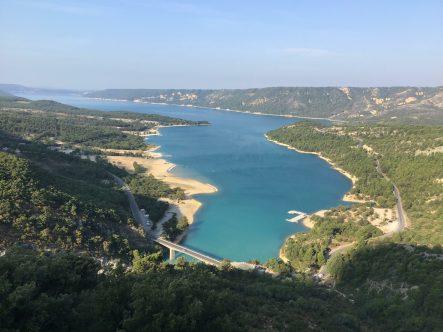 lac de sainte croix du verdon alpes de-haute-provence