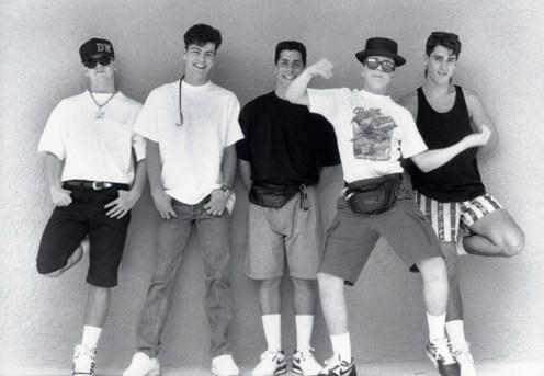 New Kids On The Block - 1989