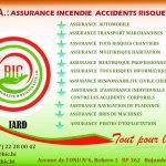 Affiche de l'assurance-vie détaillant les services de l'assurance BIC