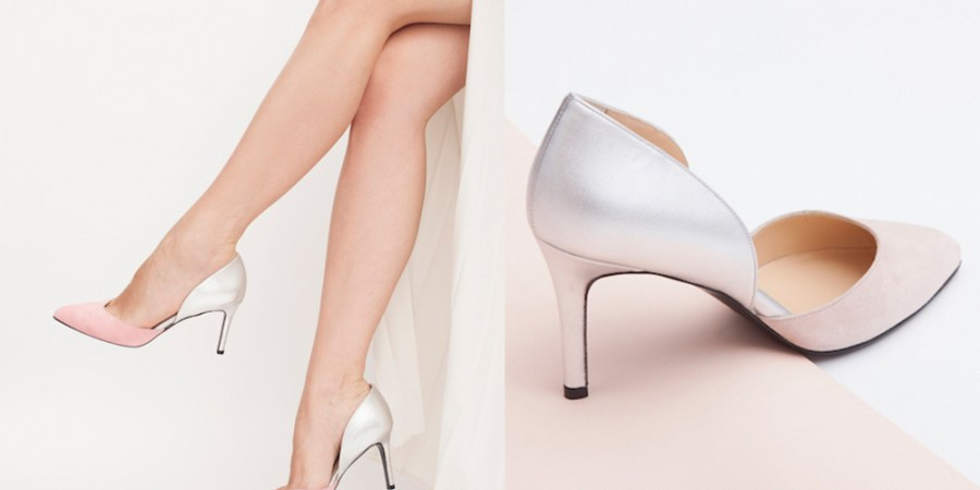 26892f39fb5 How to pick the perfect pair of wedding shoes - Le Journal