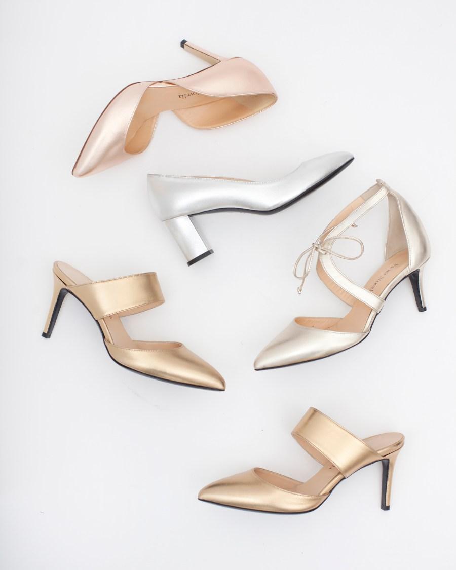 Faber Novella. Wedding shoes