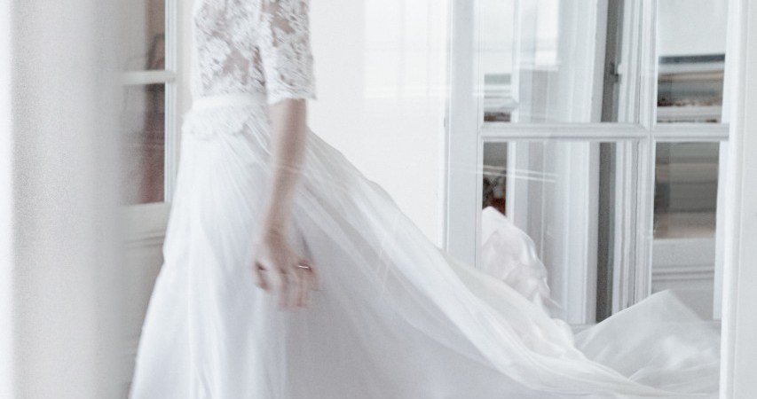 Margaux Tardits, French bridal couture, curvy bride