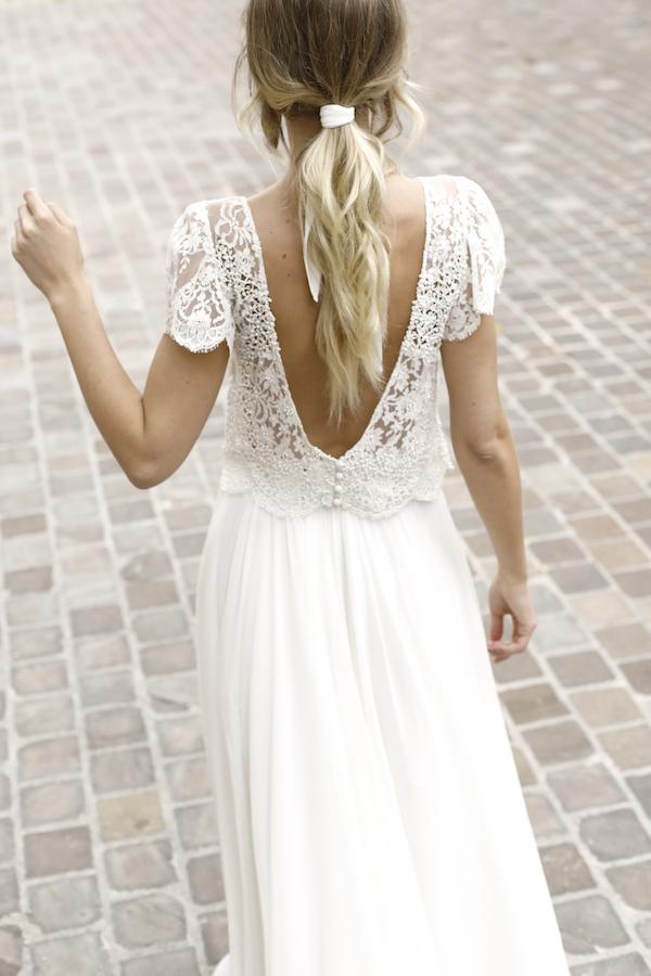 Caroline Takvorian, French Bridal Couture, The Mews Bridal