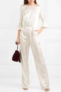 Seren London, Bridal Couture, Modern bride, Bridal fashion, bridal jumpsuit