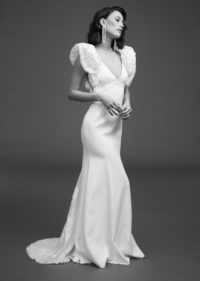 Rime Arodaky, French Bridal Couture, Modern bride, Bridal fashion