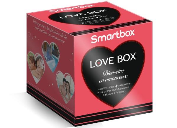 Saint Valentin Un Coffret Cadeau Smartbox Pour Les