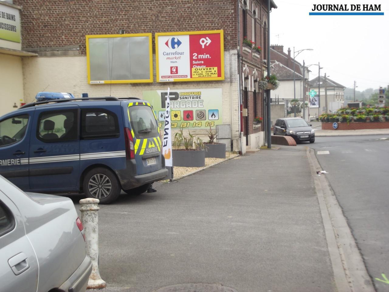 Accident entre une voiture et un vélo | Le Journal de Ham