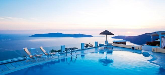 hotel santorini grece