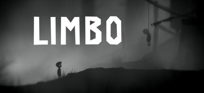 limbo logo affiche noir et blanc