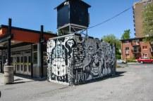 Artistes: Collectif EnMasse   Année: 2012  Plus d'infos: http://enmasse.info/project/quartier-des-spectacles-dare-dare-metro-st-laurent/