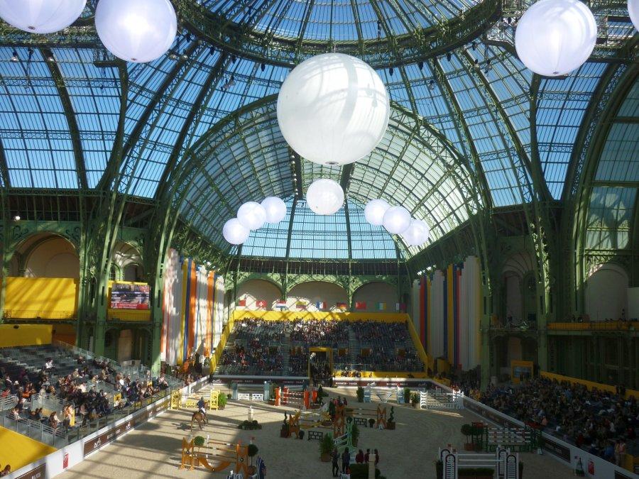 concours au Grand Palais