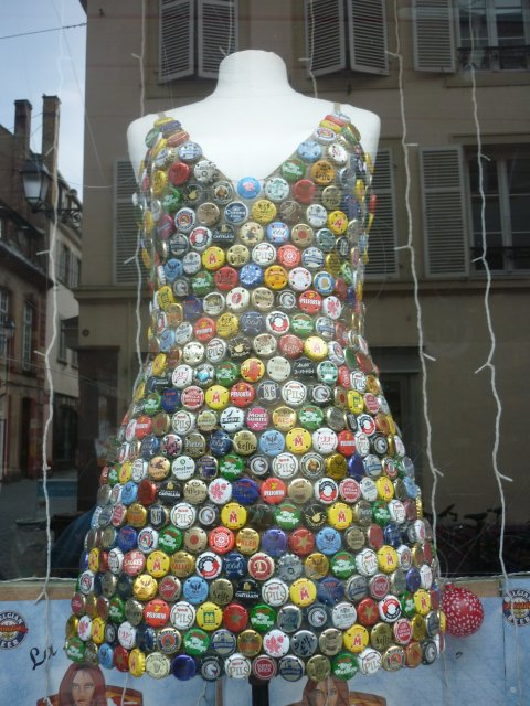 robe en collection de capsules