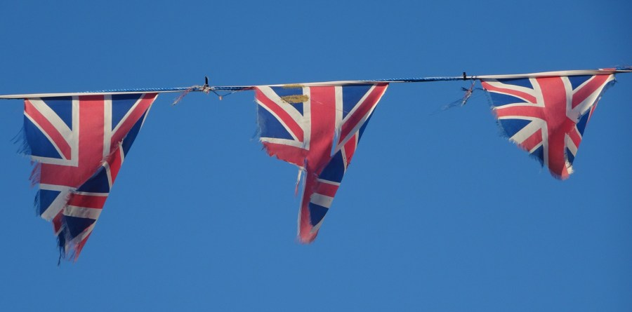 drapeaux anglais flegme