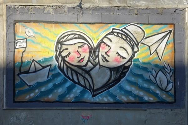 Street art Costah Porto