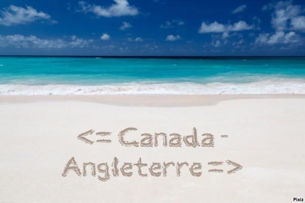 Vivre au Canada ou en Angleterre direction