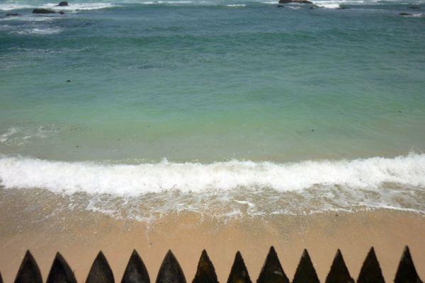Matara plage de rêve