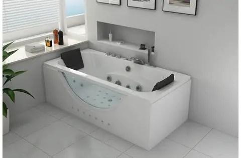 top 3 des meilleures baignoires balneo