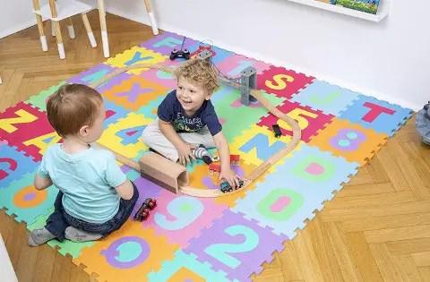 les meilleurs tapis de sol pour bebe