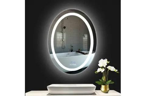 Les Meilleurs Miroirs De Salle De Bain Comparatif 2021 Le Juste Choix