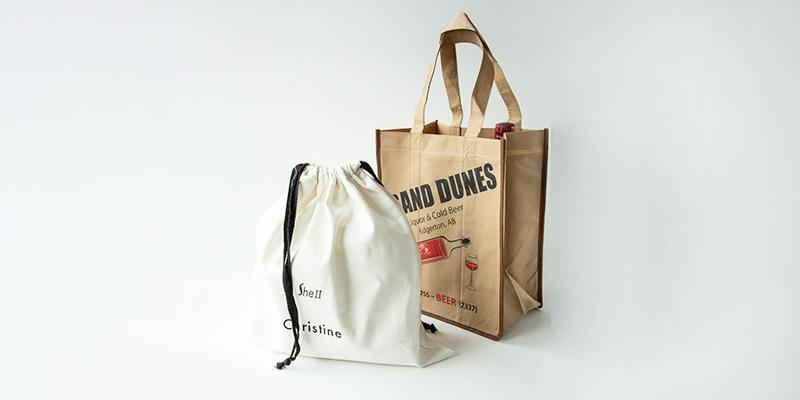 wine bag, custom packaging solutions, everyday bag, custom shopping bag, custom printed bags