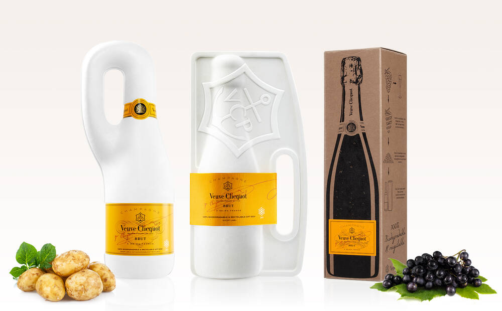 biodegradable wine packaging