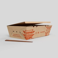 our classic lunch box structure comes with venting holes and an oil varnish to keep these boxes leakproof