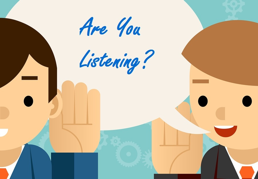 listen to your audience and adjust your social media strategy accordingly