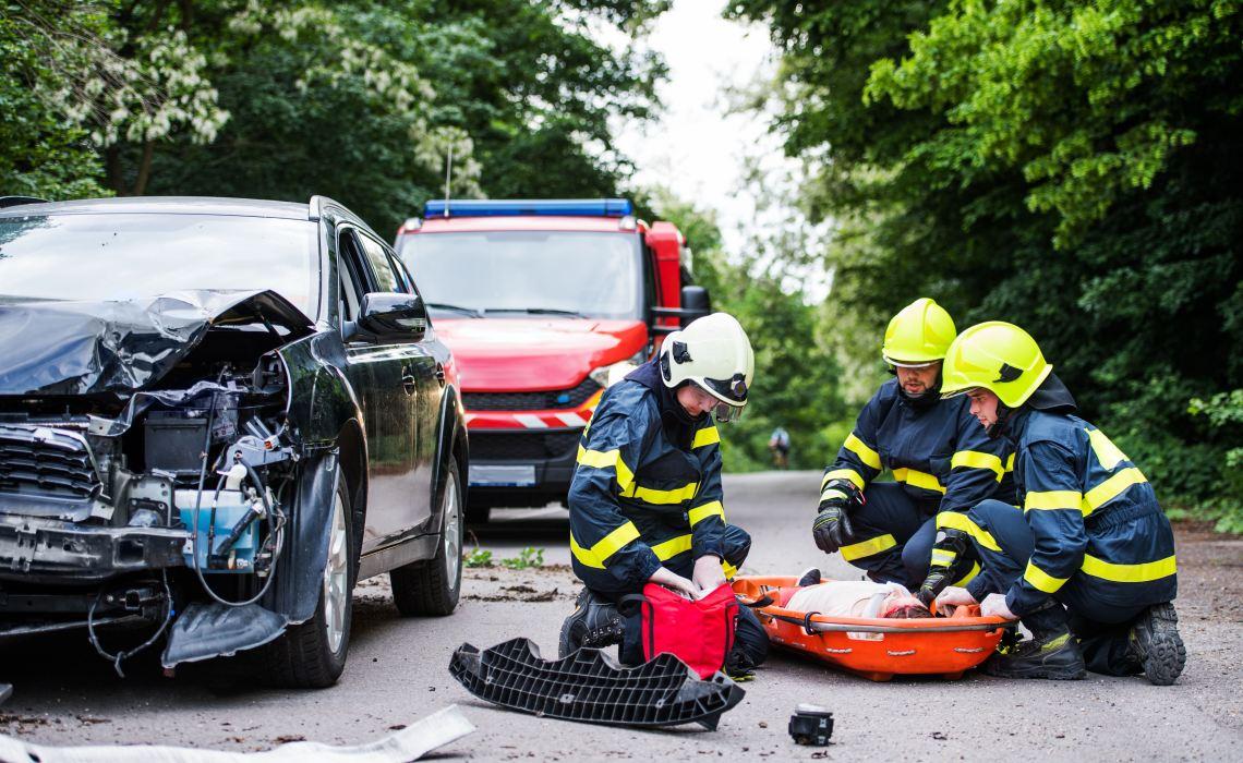 Wypadki i wzywanie pomocy