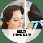 Belle Town Hair