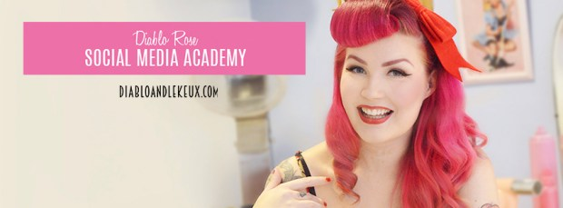 Diablo Rose Social Media Academy Course Banner 2