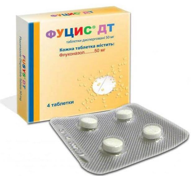 Flukonazolo vartojimo instrukcijos onichomikozei
