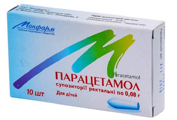 Парацетамол поможет от боли в животе