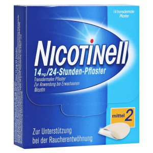 Nicotinell 14mg/24 Stunden, 14 Stck