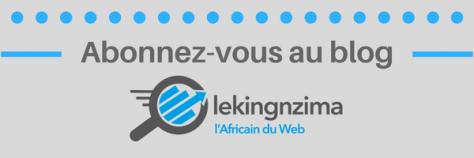 s'abonner au blog lekingnzima