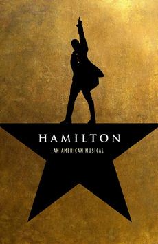 Hamilton, An American Musical, a été écrit, composé et mis en scène par Lin-Manuel Miranda, et dans laquelle il tenait le rôle principal d'Alexander Hamilton