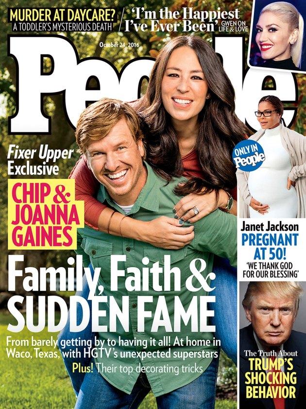 People magazine - Edition du 24 octobre 2016