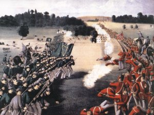 Voir La Bataille de Ridgeway