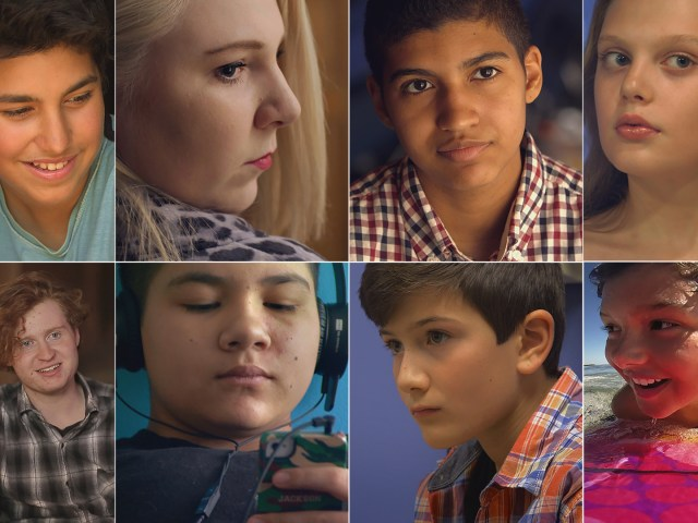 Reportage de Frontline (1.24.12) Growing up trans : an eye-opening journey inside the struggles of transgender children and their families.