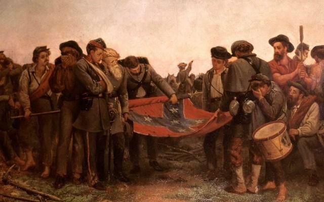 Les Français de la guerre de Sécession