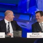 Texte de Jean-Simon Gagné : Heureux comme un patron de Bombardier. Lisez jusqu'à la fin! Bon punch.