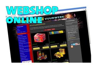 webshop lekkerknallen vuurwerk