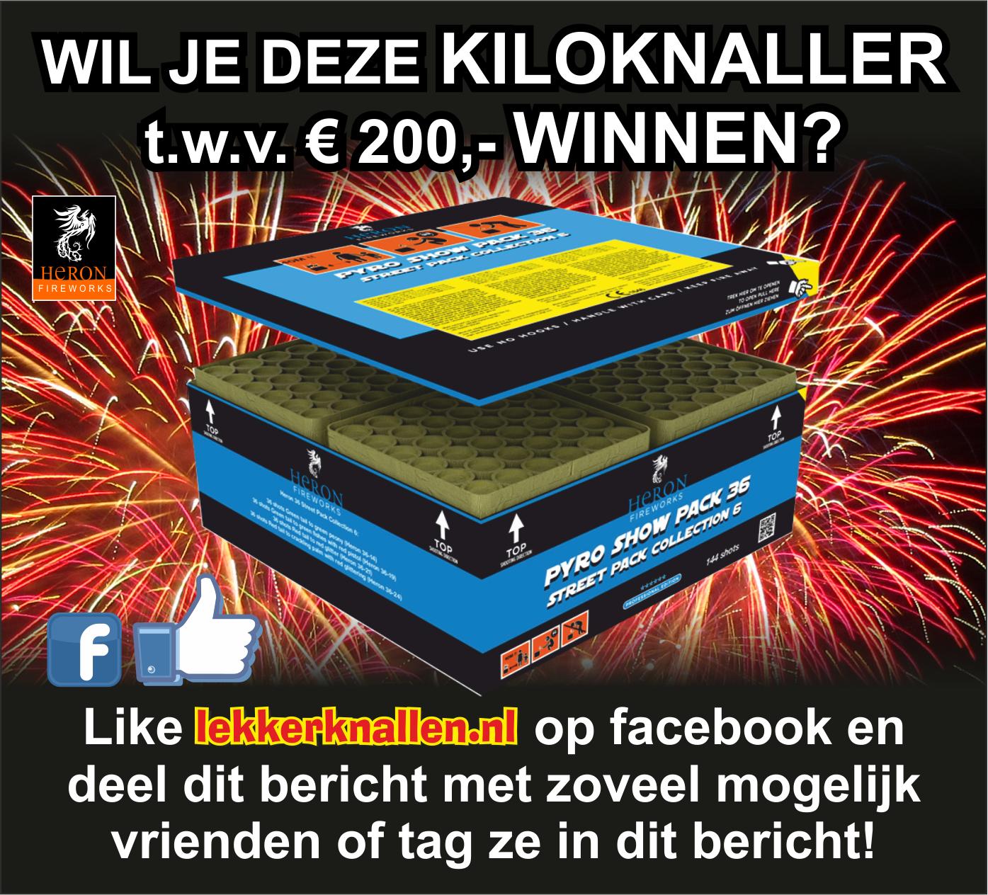 Facebook Winactie!