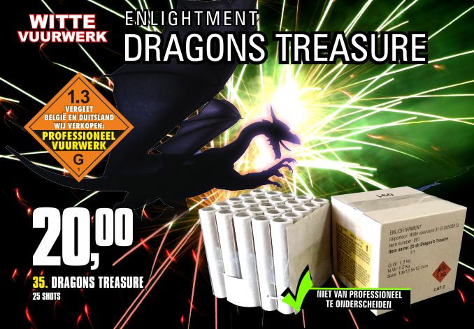 Enlightment Dragon Treasure
